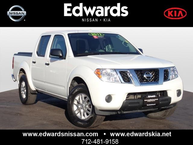 Certified Pre-Owned 2017 Nissan Frontier SV