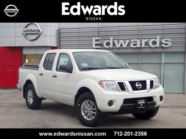 New 2019 Nissan Frontier SV 4WD 4D Crew Cab