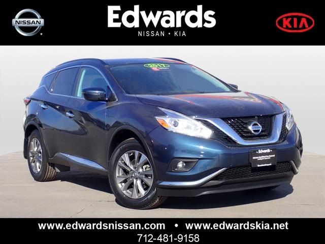 Certified Pre-Owned 2017 Nissan Murano SV