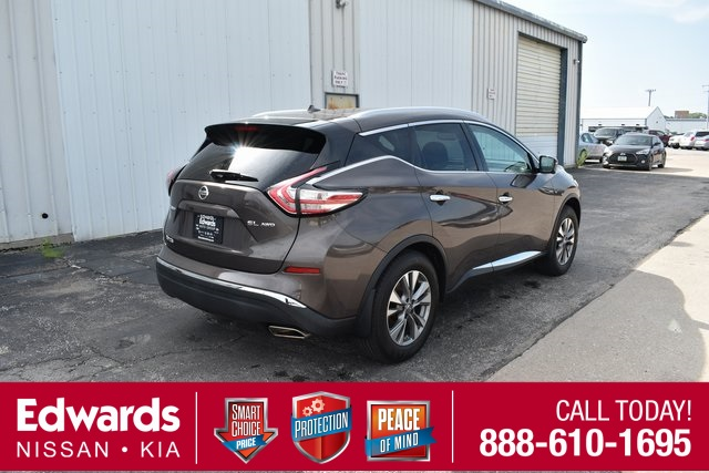 Certified Pre-Owned 2016 Nissan Murano SL